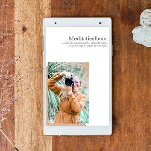 Lia Remmelzwaal Fotografie Personal Branding Fotoshoot Meditatiealbum