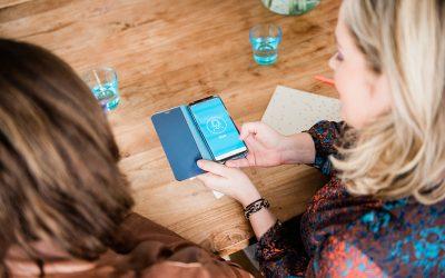 Personal Branding Fotoshoot – Sandra Breure – Boekhoudcoach