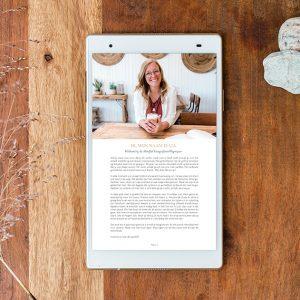 Lia Remmelzwaal Fotografie Personal Branding Fotoshoot Mindful Fotograferen - KL