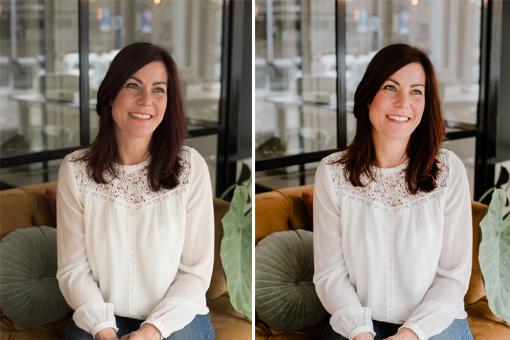 Lia Remmelzwaal Fotografie - Before & After - Presets