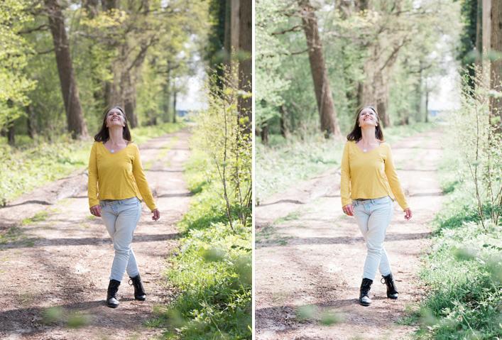 Lia Remmelzwaal Fotografie - Before & After - Smartphone Fotograferen voor je bedrijf - Presets