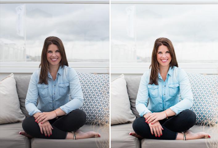 Lia Remmelzwaal Fotografie - Before & After - Smartphone Fotograferen voor je bedrijf